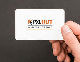 salehinshafim tarafından Logo for PXLHUT Digital Agency için no 95