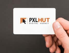 salehinshafim tarafından Logo for PXLHUT Digital Agency için no 96