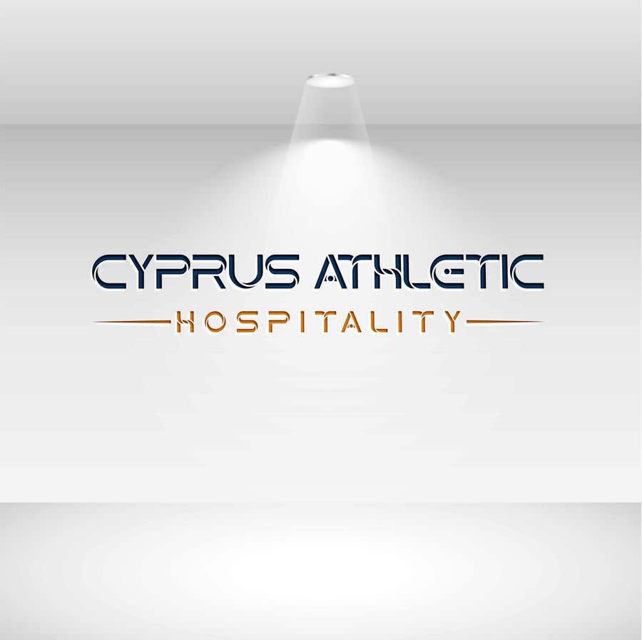 Bài tham dự cuộc thi #12 cho Logo for the ''Cyprus Athletic Hospitality''