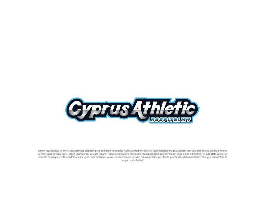 Bài tham dự cuộc thi #15 cho Logo for the ''Cyprus Athletic Hospitality''