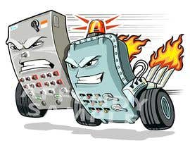nº 28 pour Illustrated Logo Project par AffendyIlias