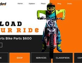 #50 untuk Home page redesign oleh Inadvertise