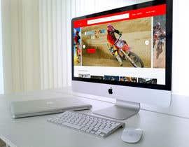 #52 untuk Home page redesign oleh littleboye7877