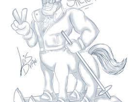 #18 for Sendtaur Logo/Mascot by luisdraw