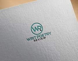 #56 untuk New logo for Writ Poetry Review oleh kulsum80