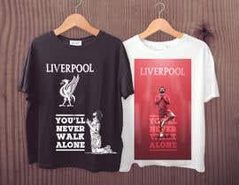 ahmedemir00 tarafından Liverpool takımını anlatacak bir Tişört Baskısı için no 8