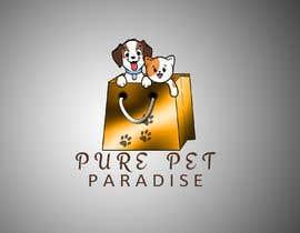 #109 for A logo for Pure Pet Paradise - an online pet retail store by abdenourr