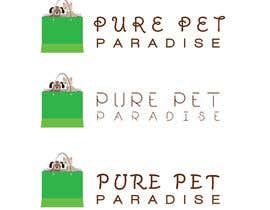 #98 for A logo for Pure Pet Paradise - an online pet retail store by miraz6600