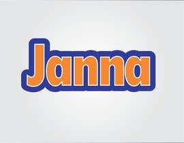 asifjano tarafından Design a Logo for JANNA için no 98