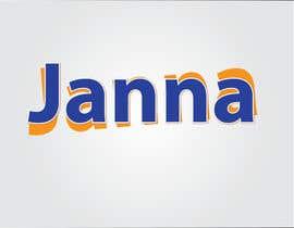 asifjano tarafından Design a Logo for JANNA için no 107