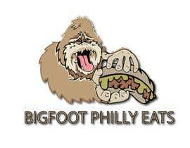 nº 26 pour Need a logo for new business - opening a take out restaurant-  Sasquatch or big foot themed par sameerajohn01