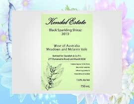 #11 for Design for wine labels af manjurul21