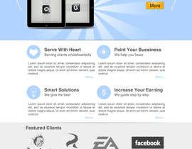 #10 untuk Website Design for MobeSeek - mobile strategy agency oleh rizkiriz