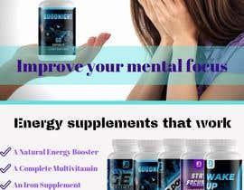 #30 for social media ads and posts for supplements af NADAFATI