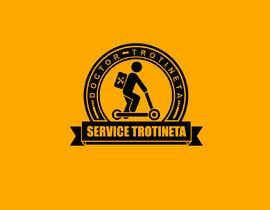 #52 cho NEW Logo for electric scooter repair shop bởi KLTP