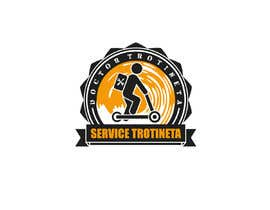 #55 cho NEW Logo for electric scooter repair shop bởi KLTP