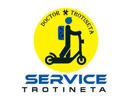 #32 for NEW Logo for electric scooter repair shop af bristyislam1041