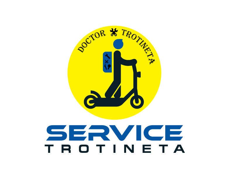 Konkurrenceindlæg #34 for NEW Logo for electric scooter repair shop