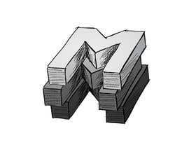 nº 107 pour Custom logo design: convert pen drawn sketches to vector graphics par Talhakun9
