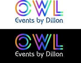 #2 untuk Logo Design-Owl:Events by Dillon oleh ShihabSh