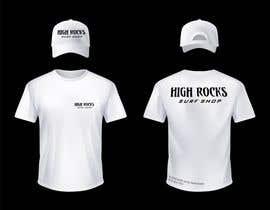 #28 untuk Cap and T-Shirt Design oleh SuperMrRudolf