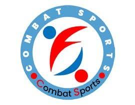 MHdesignBD tarafından Combat sports logo için no 10