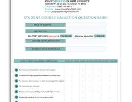 #10 for School/instructor valuation form af youshohag799