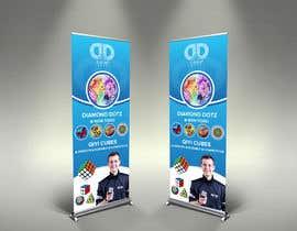 #65 for Banner design for Stand Up vertical roll up banner af alomgirdesigner