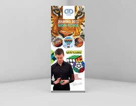 #121 untuk Banner design for Stand Up vertical roll up banner oleh Win112370