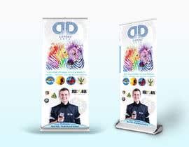#125 for Banner design for Stand Up vertical roll up banner af TareqAdnan10