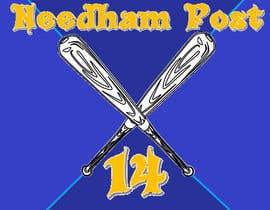 MattMarcus tarafından Design a Logo for my baseball team için no 18