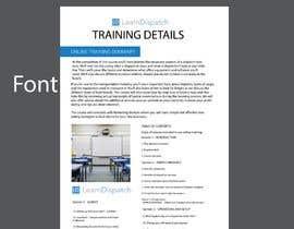 #19 for Create a professional looking PDF af mdmnripon