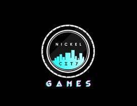 #9 for 3d logo for Nickel City Games af JechtBlade