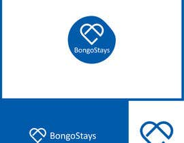 nº 424 pour Neel Logo - Bongo Stays par fourtunedesign