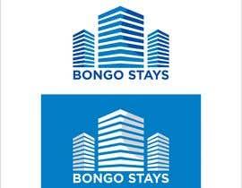 nº 732 pour Neel Logo - Bongo Stays par FarooqGraphics