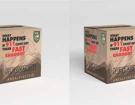 Nro 7 kilpailuun Artwork for my companies boxes käyttäjältä franklugo