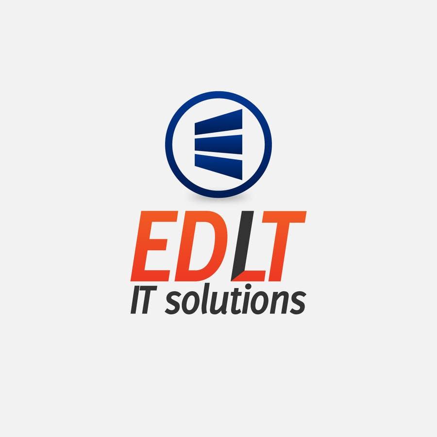 Bài tham dự cuộc thi #                                        53                                      cho                                         Logo Design for IT solutions website
