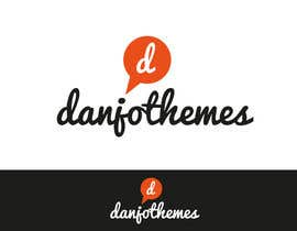 #36 para Logo Design for danjothemes.com por JoGraphicDesign