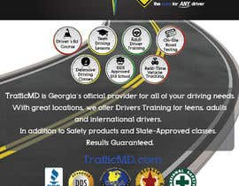 nº 13 pour Advertisement Design for TrafficMD.com Magazine Ad - Full Page Color par krizdeocampo0913