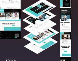 #8 for Design home page for digital marketing agency in psd by saidesigner87