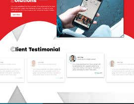 #15 for Design home page for digital marketing agency in psd by saidesigner87