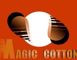 #29 pentru We ask for a logo for the following product magic cotton de către jorgedorlando