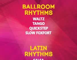 #8 cho Design a Flag Banner for a dance studio called The Rhythm Club bởi denisbogdan13