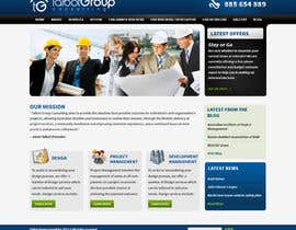 Nro 4 kilpailuun Website Design and applying to refresh www.projectsonline.com.au käyttäjältä tania06