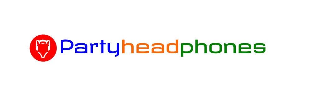 Inscrição nº 170 do Concurso para Logo Design for Party Headphones