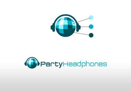 Inscrição nº 195 do Concurso para Logo Design for Party Headphones