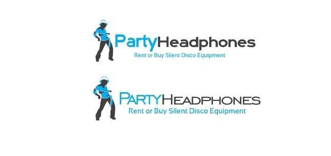 Inscrição nº 72 do Concurso para Logo Design for Party Headphones