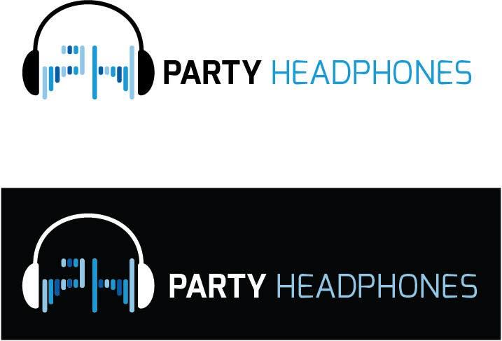 Inscrição nº 115 do Concurso para Logo Design for Party Headphones
