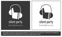 Graphic Design Inscrição do Concurso Nº84 para Logo Design for Party Headphones