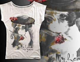 nº 37 pour T-shirt Design for Quirky, Womens fashion Brand par emeget